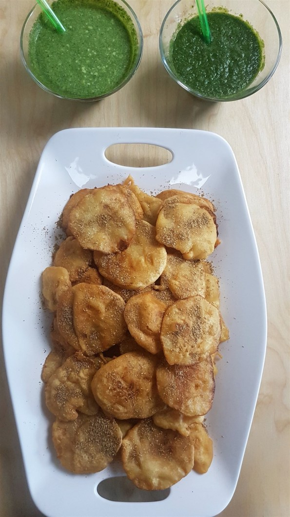 Afghan potato fritters pakora here is a tasty and easy appetizer recipe afghan potato fritters pakora keep on reading for detailed recipe or click here for a quick video forumfinder Choice Image