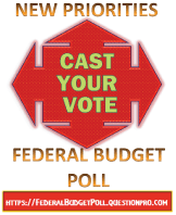 New Priorities Network Vote for Your Budget