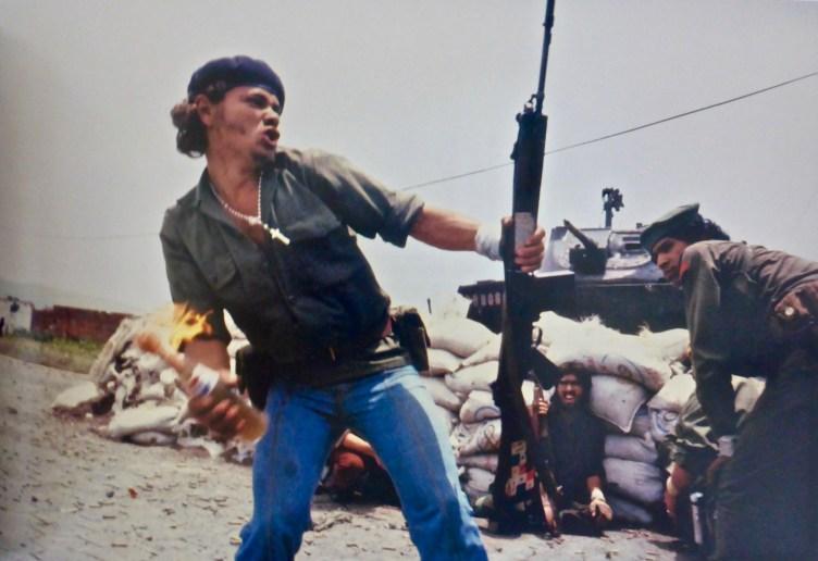 Molotov man nicaragua revolution