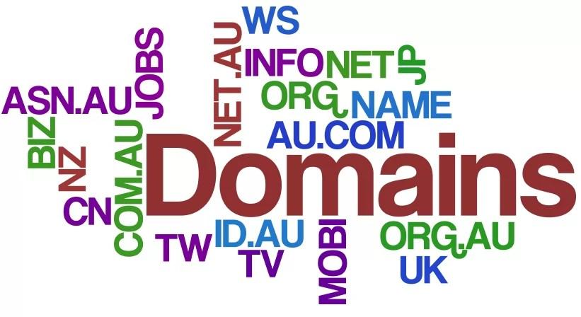 اسم النطاق هو عنوان موقع الويب الخاص بك