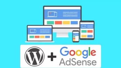 صورة كيفية إضافة جوجل أدسنس إلى موقع وردبريس بشكل صحيح