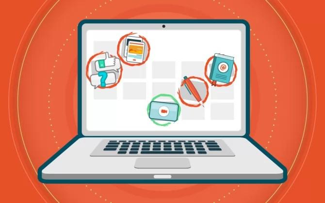 صورة مقدمة: في بناء استراتيجية لنشاطك التجاري على الإنترنت