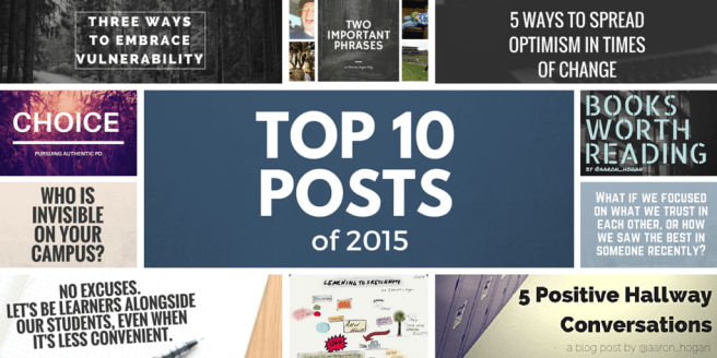 Top 5 posts from 2015