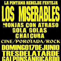 DOMINGO 17 DE JUNIO DE 2012 - LA PINTANA REBELDE FESTEJA