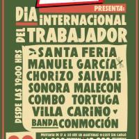 SANTIAGO: JUEVES 30 DE ABRIL DE 2015 - FONDA PERMANENTE LA POPULAR
