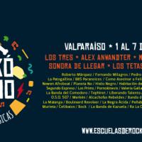 VALPARAÍSO: DEL LUNES 01 AL DOMINGO 07 DE FEBRERO DE 2016 - ROCKÓDROMO 2016