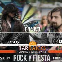 SANTIAGO: VIERNES 12 DE FEBRERO DE 2016 - ROCK Y FIESTA
