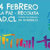 RECOLETA: VIERNES 12, SÁBADO 13 Y DOMINGO 14 DE FEBRERO DE 2016 - WOMAD CHILE FESTIVAL DEL MUNDO 2016