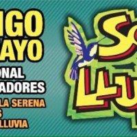 LA SERENA: DOMINGO 01 DE MAYO DE 2016 - SOL Y LLUVIA