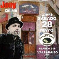 VALPARAÍSO: SÁBADO 28 DE MAYO DE 2016 - JONY CALLEJA