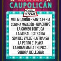 SANTIAGO: VIERNES 03 DE JUNIO DE 2016 - FONDA PERMANENTE LA POPULAR CAUPOLICÁN