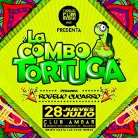 RECOLETA: JUEVES 28 DE JULIO DE 2016 - LA COMBO TORTUGA