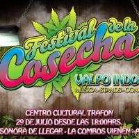 VALPARAÍSO: VIERNES 29 DE JULIO DE 2016 - FESTIVAL DE LA COSECHA