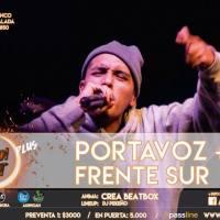 SANTIAGO: VIERNES 26 DE AGOSTO DE 2016 - PORTAVOZ + FRENTESUR