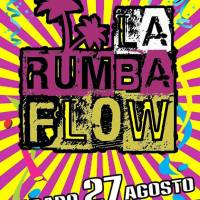 CONCHALÍ: SÁBADO 27 DE AGOSTO DE 2016 - LA RUMBA FLOW