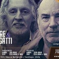 RECOLETA: JUEVES 29 DE SEPTIEMBRE DE 2016 - NITO MESTRE & EDUARDO GATTI