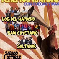 SANTIAGO: SÁBADO 01 DE OCTUBRE DE 2016 - TENEMOS 18 CHICO