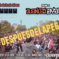 jueves 19 de enero de 2017: JUANITO AYALA #despuesdelapega #pacto #providencia