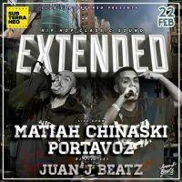 miércoles 22 de febrero de 2017: EXTENDED #subterraneo