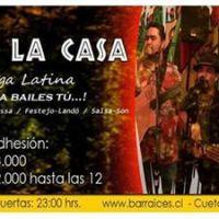 sábado 25 de febrero de 2017: LO DE LA CASA #barraices