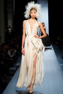 Jean Paul Gaultier SS 15 HAUTE COUTURE 58