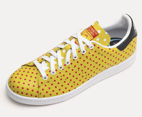 Adidas and Pharrell williams polka dots big collection 12