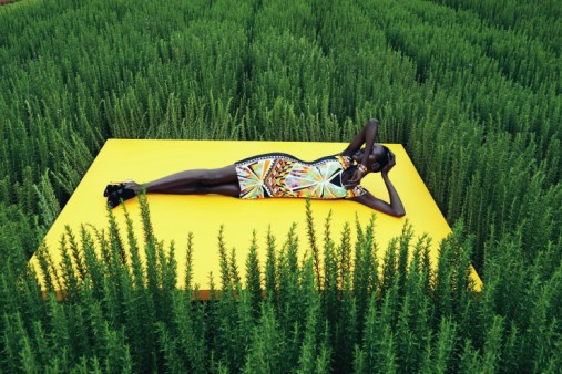 mixed message Ajak Deng by julia noni for neiman marcus 16