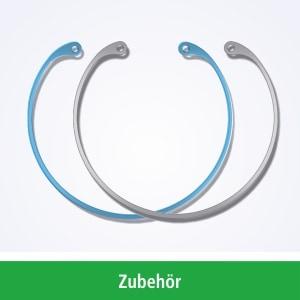 Abbildung eines Kapselspannrings - Zubehör für Augen-OP