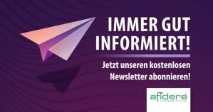 Newsletter afidera