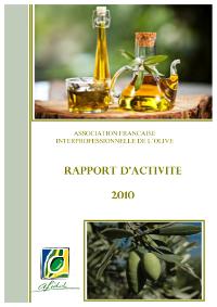 Rapport d'activité AFIDOL 2010