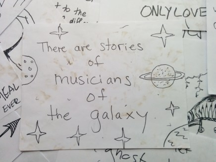 musicians of the galaxy