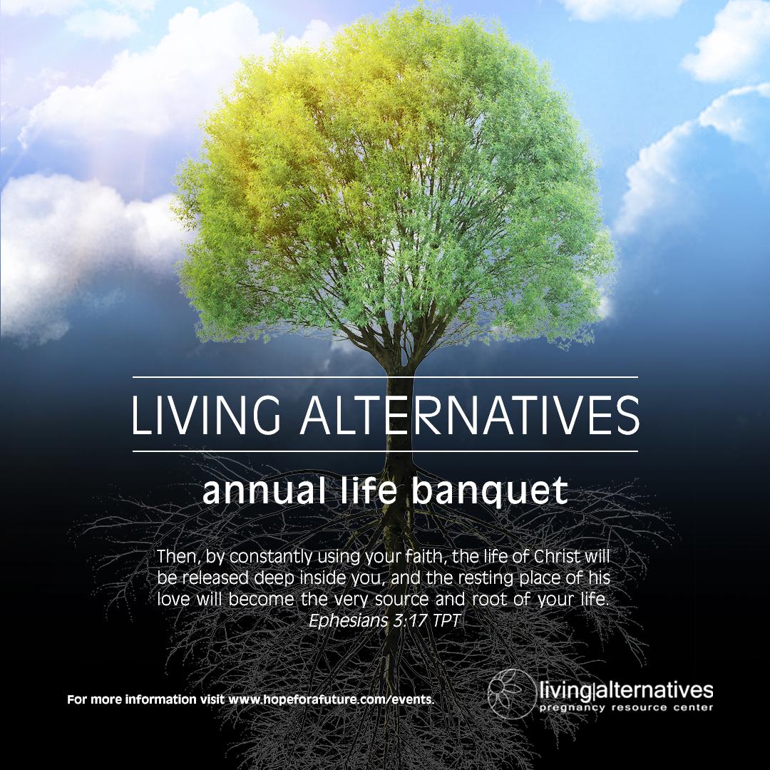 2019 Living Alternatives Banquet