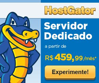HostGator Servidores Dedicados
