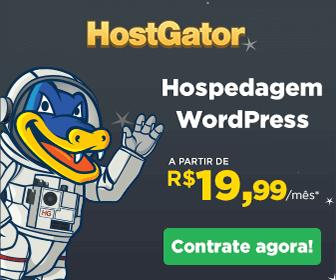 HostGator de sites WordPress