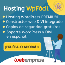 Hosting WpFácil