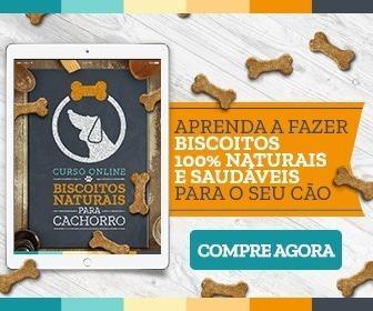Biscoito Caseiro Cachorro