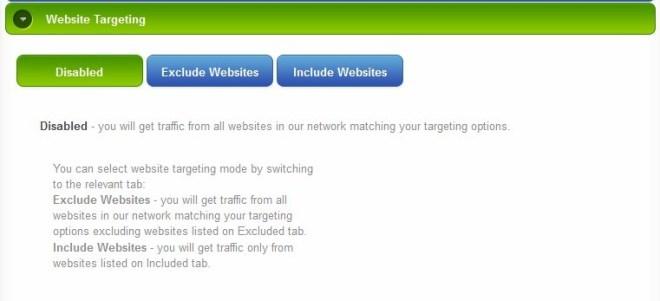 Orientación por web