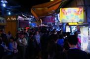 Tzi Qiang night market