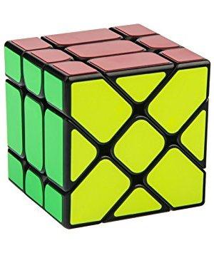 Kostka układanka łamigłówka Speed Fisher Cube 1