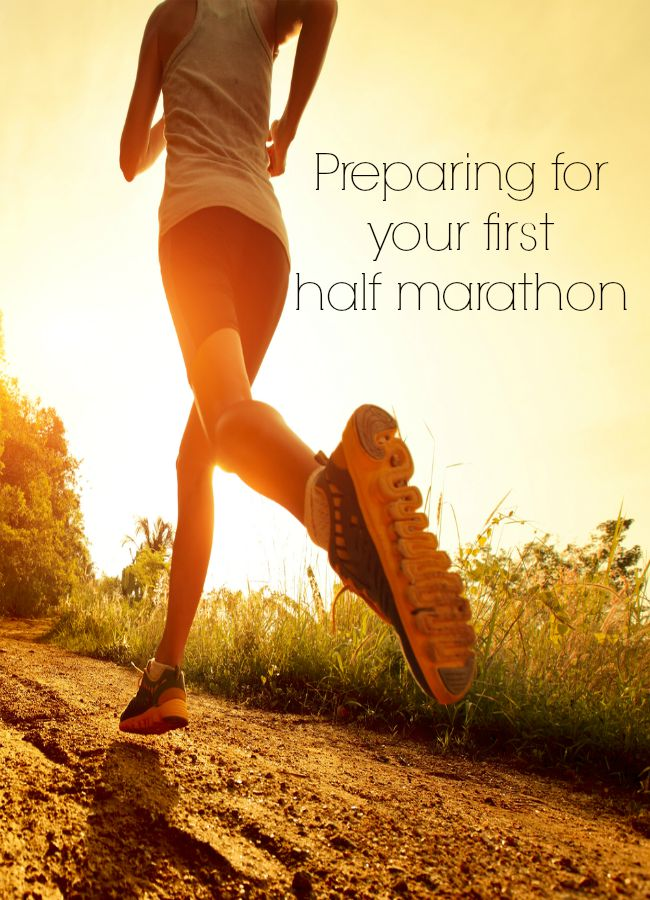 Running a half marathon takes preparation.  These tips will help get you started.