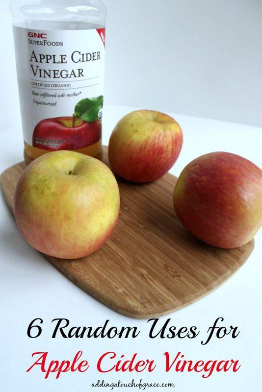 6 Random Uses For Apple Cider Vinegar A Fit Mom 39 S Life