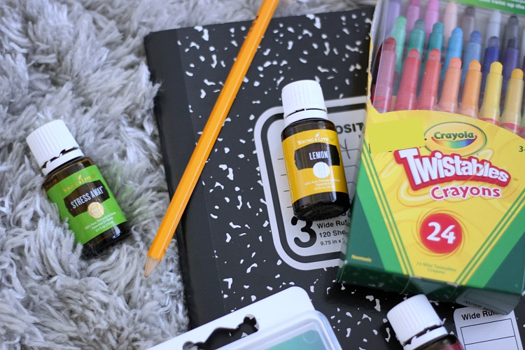Back to school time can be a stressful time for some kids.  Here are a few tips and tricks using essential oils for back to school.