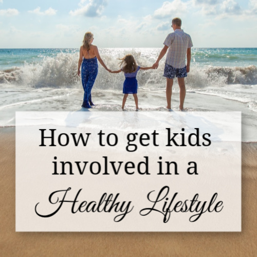 ff758452ec1c3 You want to make your healthy lifestyle a family affair, but aren't sure how  your kids will take it. Here are 7 tips for how to get your kids involved  in a ...