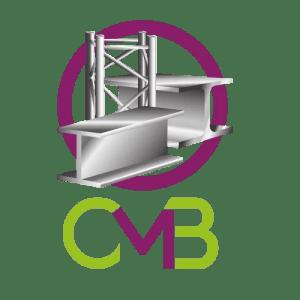 Logo CMB Construction Metalique Blaisoise