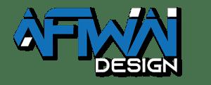 Logo AFIWAY V2 Bleu-Blanc