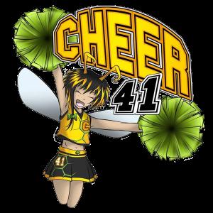 Cheer 41