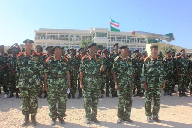 Kuvahaun tulos haulle Ciidanka Somaliland Sawiro
