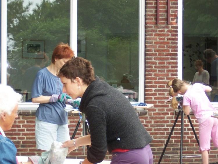 Afke Roggeveen kunstdocent / kunstzinnig therapeut / workshops beeldhouwen / workshops boetseren