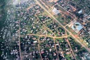 Harare's leafy suburbs (Shutterstock)
