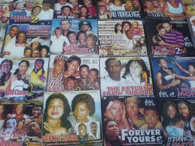 Films from Nigeria (Paul Keller / Flickr)